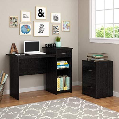 Mainstay Black Student Desk