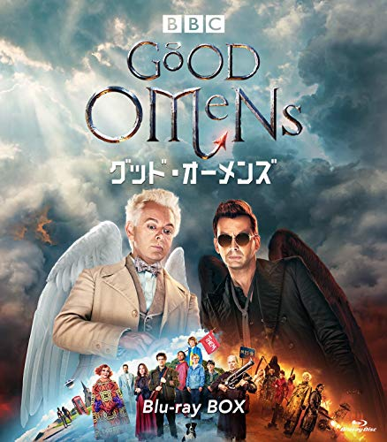 【Amazon.co.jp限定】グッド・オーメンズ [廉価版] [Blu-ray]