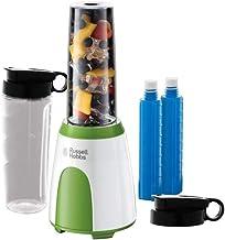 Russell Hobbs 25160-56 Explore Mix&Go Cool Blender, Beyaz/Yeşil