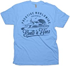 Prestige Worldwide | Boat's N Hoe's T-Shirt Step Brothers Will Ferrell