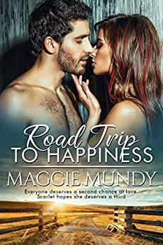 Road Trip to Happiness by [Maggie Mundy]