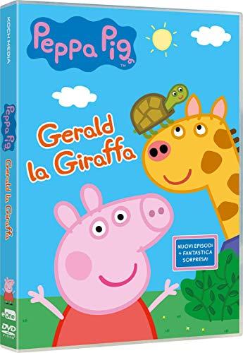 Peppa Pig – Gerald La Giraffa (Dvd Con Sorpresa) ( DVD)