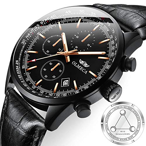Reloj de Hombre Deporte Militar Relojes Impermeables Reloj d