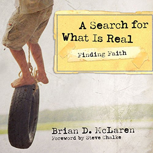 Couverture de Finding Faith: A Search for What Is Real