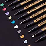 Metallic Marker Stifte Set