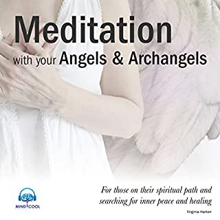 Meditation with Your Angels and Archangels audiobook cover art