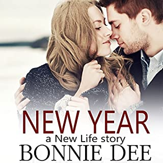 New Year audiobook cover art