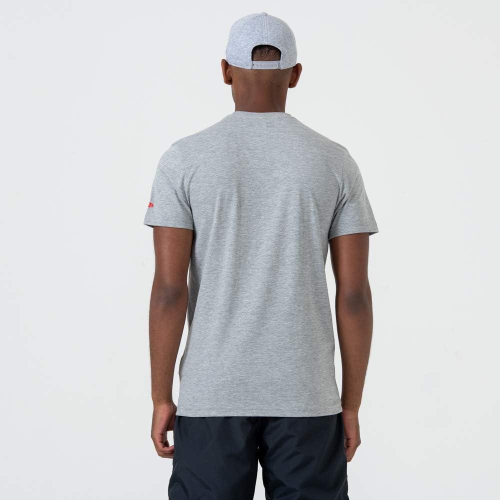 New Era Mens Chicago Bulls T-Shirt Mens T-Shirt