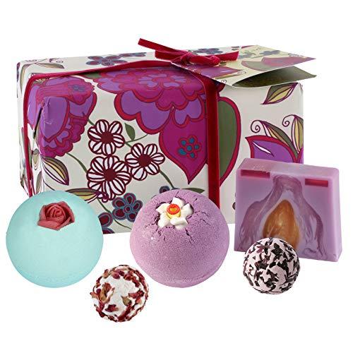 Cosméticos Bomb - Velvet Vintage - caja regalo -
