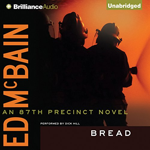 Bread audiobook cover art