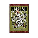 GTDF Pearl Jam Posters Leinwand Kunst Poster und Wandkunst