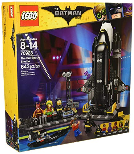 LEGO BATMAN MOVIE DC The Bat-Space Shuttle 70923 Building Kit (643 Piece)