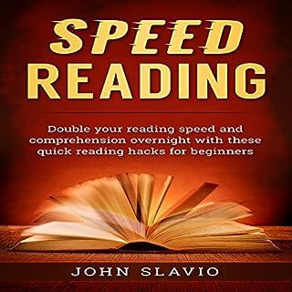 Speed Reading audiobook cover art