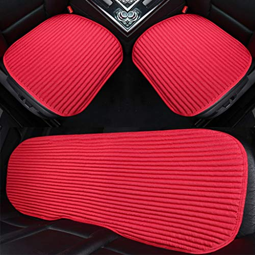 Zhangapn1 3 stuks schokdempers voor Inverno Set Four Seasons van Grano Saraceno Hull Auto Comfortabel en ademend babybed Auto niet sedile protector