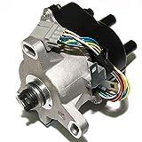 MAS Ignition Distributor w/Cap & Rotor TD-63U TD63U compatible with HONDA CIVIC ACURA EL 1.5L 1.6L SOHC ACCORD 2.3L TD-73U TD-91U