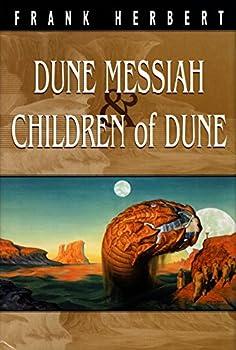 Dune Series: Vol. 2 & 3 - Book  of the Dune