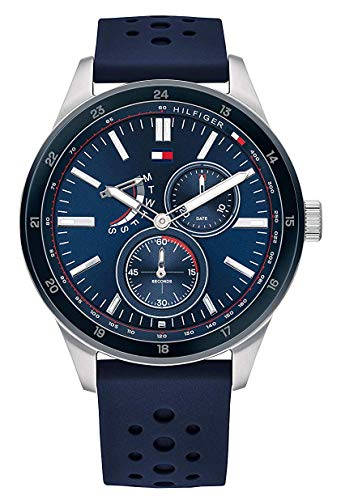 Tommy Hilfiger Herrenuhr Sport Multifunktion 1791635