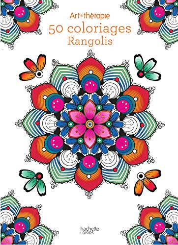 50 coloriages Rangolis