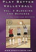 Play Better Volleyball: Blocking & Defense [DVD]