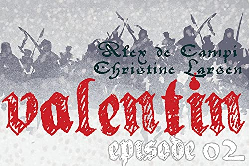 Couverture du livre Valentine (French) #2