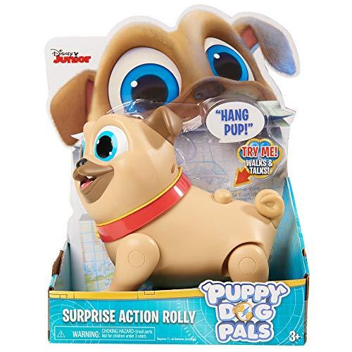 Giochi Preziosi Puppy Dog Pals Rolly Personaggio con Funzione Sonora e...