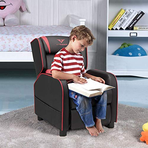 Vitesse Gaming Kids Sofa Recliner,Youth Children PU Leather...