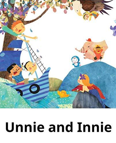 unnie and innie: Children's picture book (English Edition)