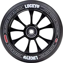 Lucky Toaster Wheels | 24mm X 120mm | Black/Black