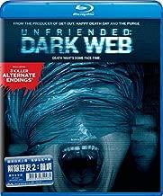 Unfriended: Dark Web (Region A Blu-Ray) (Hong Kong Version / Chinese subtitled) 解除好友2: 暗網