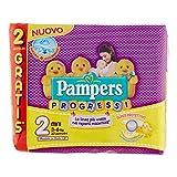 120 Pannolini Neonato Misura 2 Pampers Progressi Pannolino taglia Mini Bambini