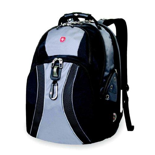 SwissGear Scansmart Laptop Backpack, Multiple Colors (Black)