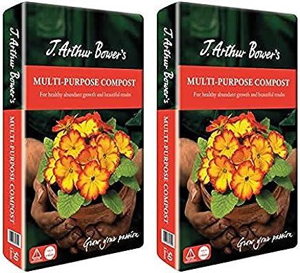 J. Arthur Bowers Multi-purpose Compost 2 x 50L Bags (100L)
