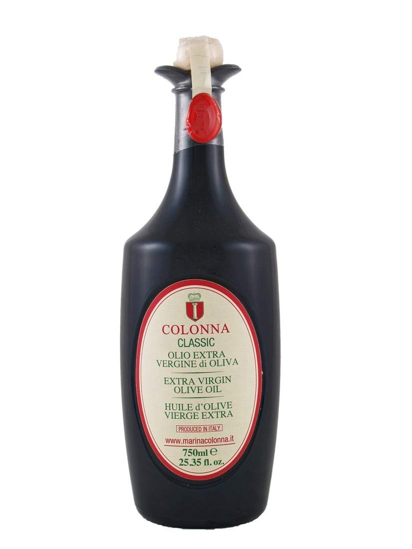 Colonna Classic Italian Ranking TOP11 Extra Super beauty product restock quality top Virgin Olive Oil 75 2019 - Harvest