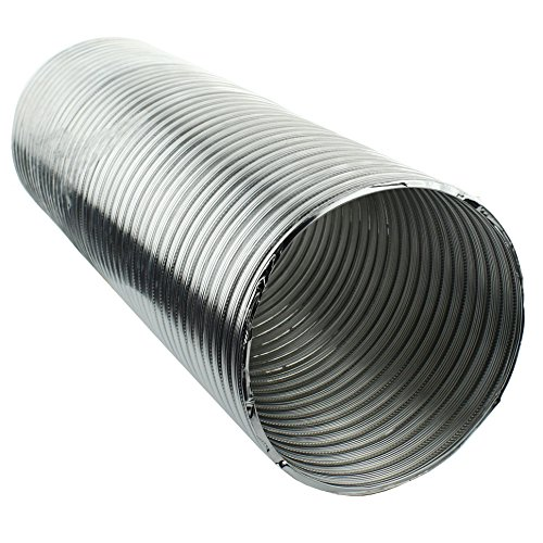 MKK - 18307-011 - 1m alle Größen Flexrohr Alurohr ALU-Flex Rohr Schlauch Flexschlauch Ø 150 mm