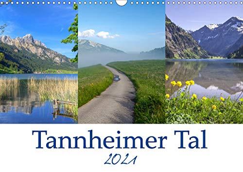 Tannheimer Tal (Wandkalender 2021 DIN A3 quer)