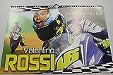 Calendario ( Calendar ) Valentino Rossi 2009
