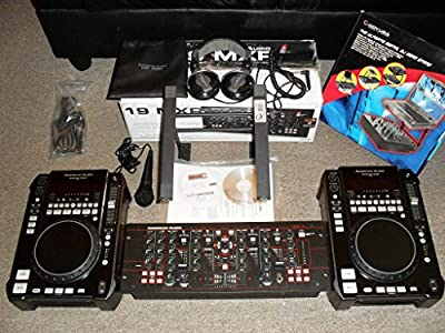 American Audio Radius 1000 CD / Media player