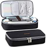 Homecube Big Capacity Pencil Case Pen Holder Pouch...