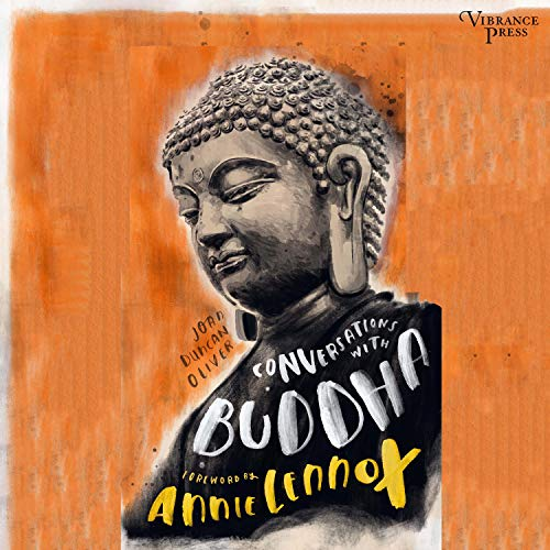 Conversations with Buddha audiobook cover art