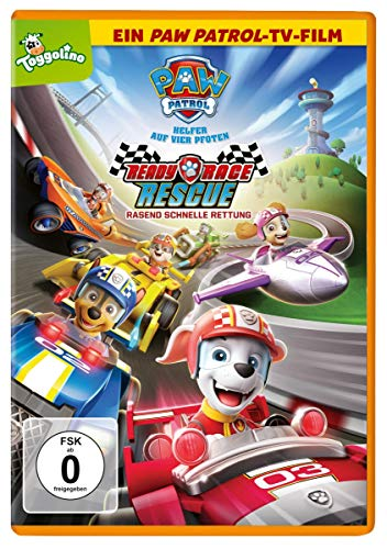 Paw Patrol: Ready Race Rescue - Rasend schnell