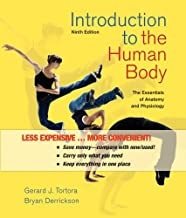 Introduction to the Human Body by Gerard J. Tortora (2011-11-22)