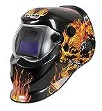 STAYER 1.2024 Mascara automática Profesional de Soldadura CARNIVAL FIRE