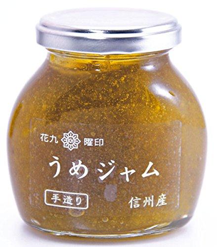 原田商店 花九曜印 うめジャム 180g