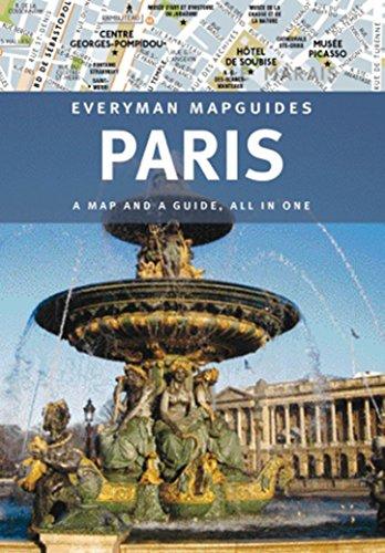 Paris Everyman Mapguide: 2015 edition (Everyman Citymap Guide) [Idioma Inglés]