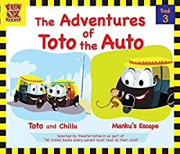 The Adventures of Toto the Auto: Book 3