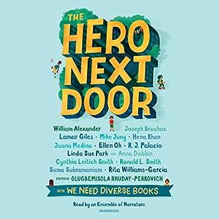 The Hero Next Door cover art