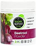 Super Sprout Organic Beetroot Powder 150 g, 0.21 grams