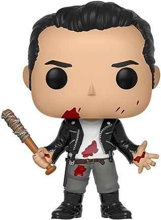 Funko Pop!- The Walking Dead Negan (Clean Shaven) Figura de Vinilo, (25206)
