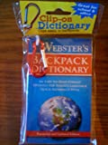 Webster's Backpack Dictionary