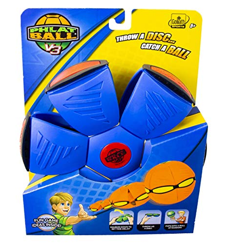 Goliath Games Phlat Ball V3 (Blue)